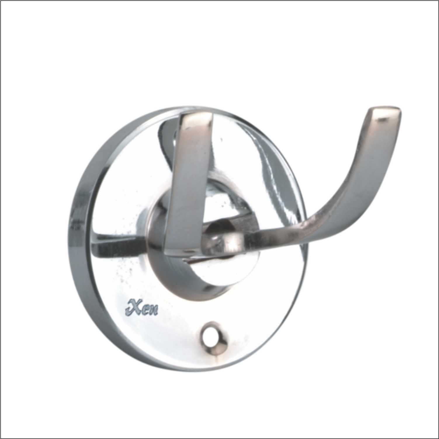 Coat Hook Twin Light