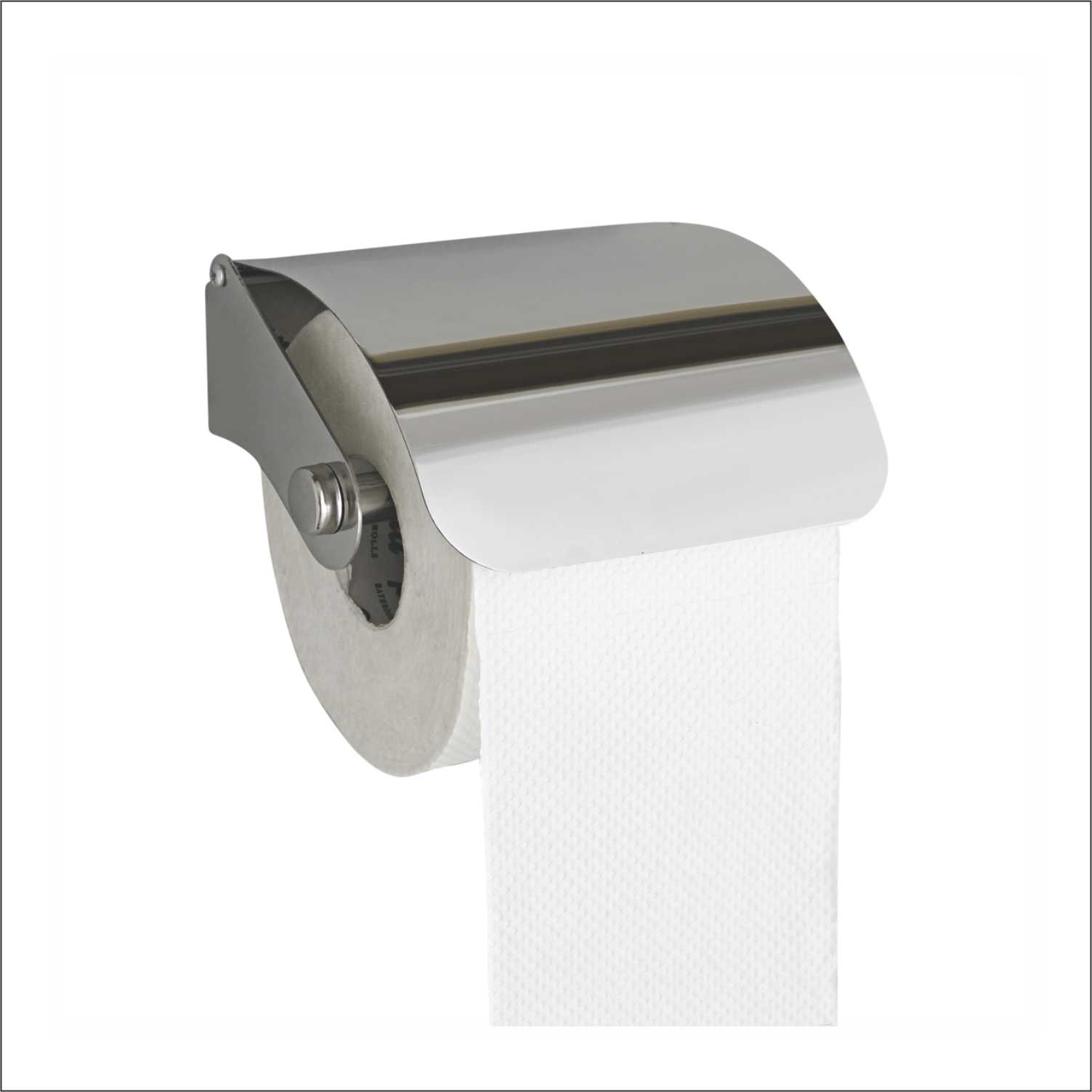 Paper Holder SS Classic Taper
