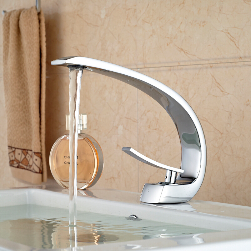 SINK LEVER BASIN MIXER DELL
