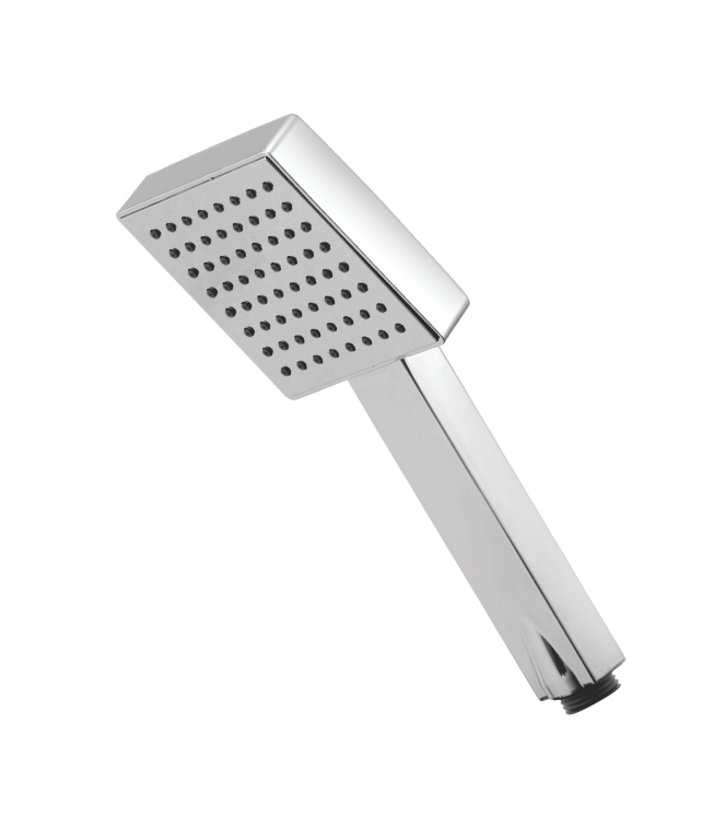 Telephonic Shower ABS Cubix Full CP