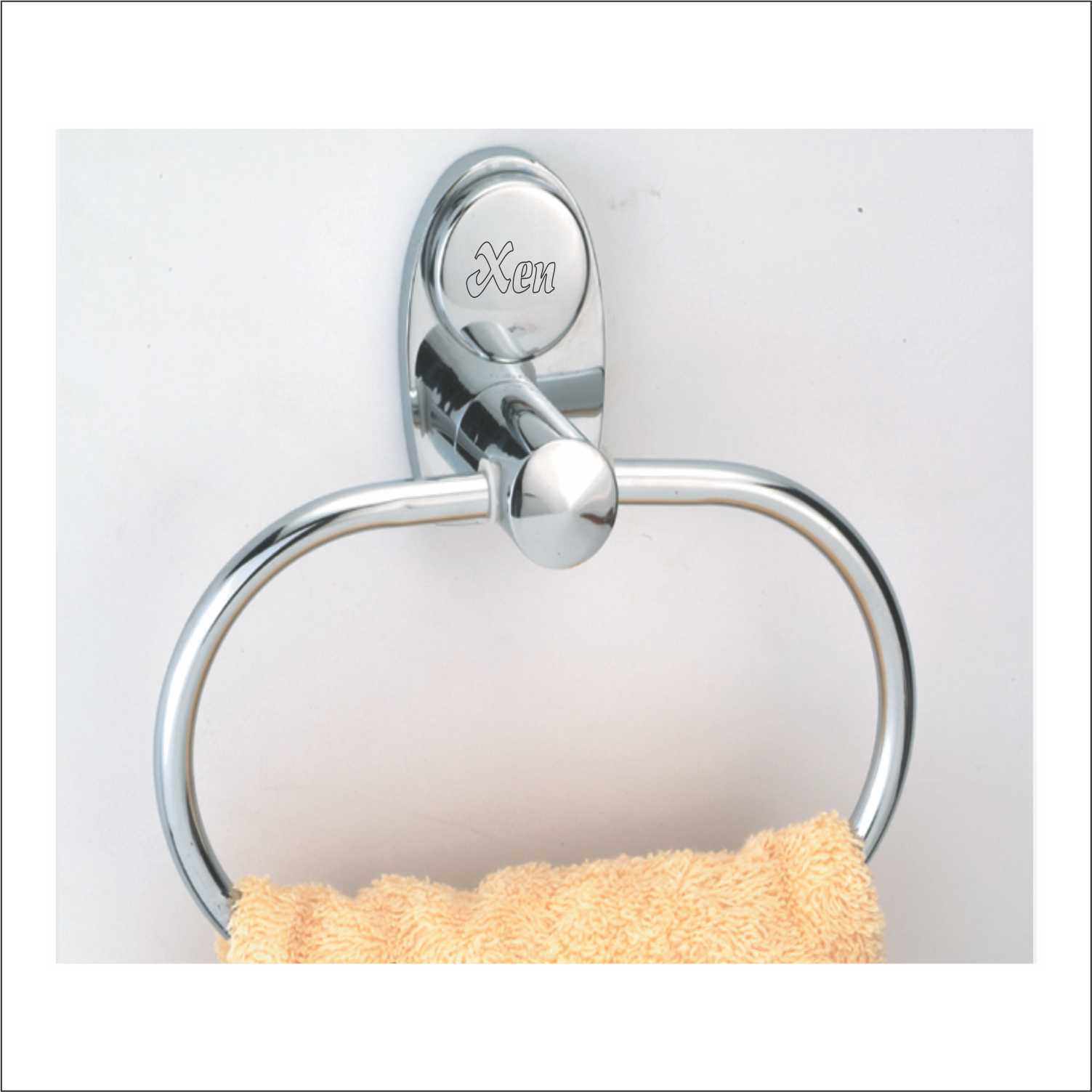 Towel Ring Budget Oval
